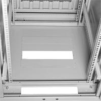 Рабочая глубина шкафа - 530 мм