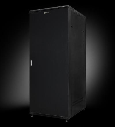 GYDERS GDR-326080BM шкаф 19 напольный 32U - купить серверный телекоммуникационный шкаф
